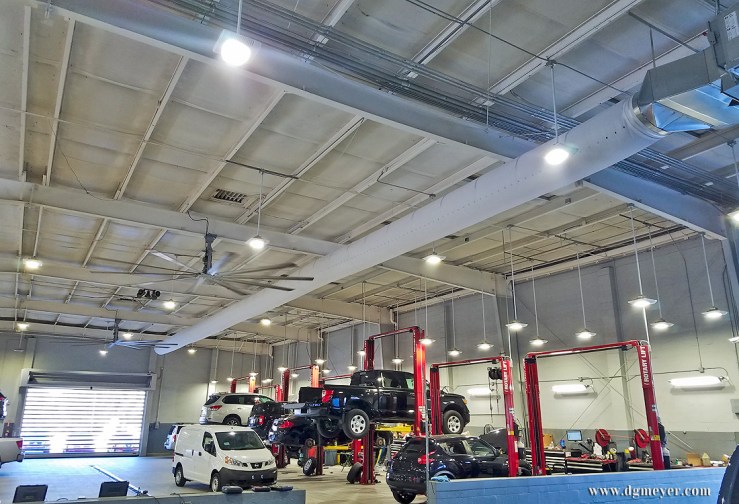 Daytona Auto Mall >> Commercial HVAC | D.G. Meyer Inc