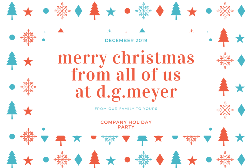 Merry Christmas from DGM
