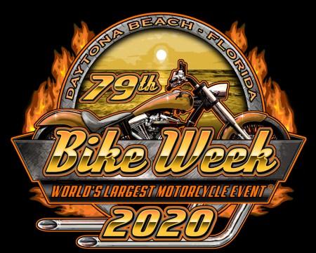 Official Logo Bike Week 2020