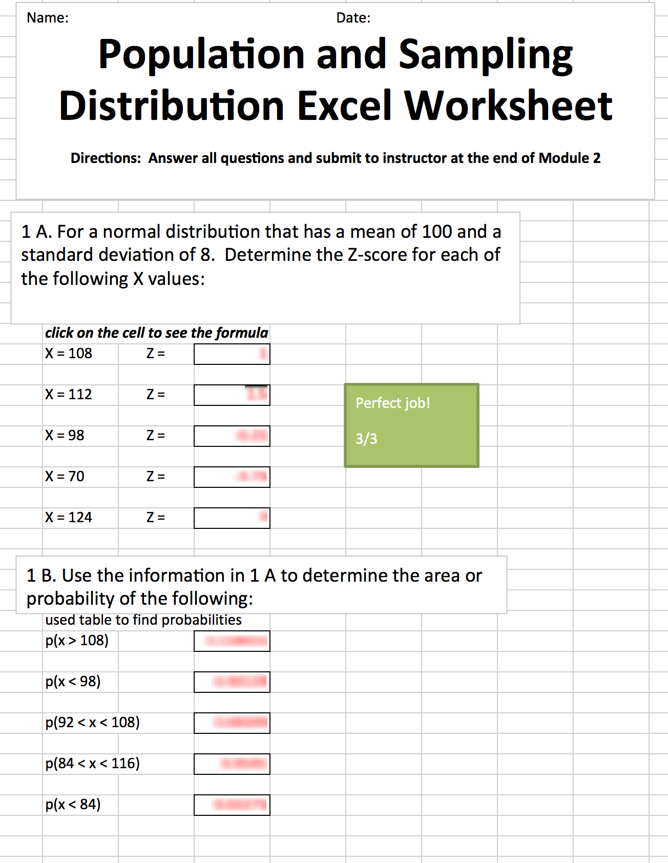 Ecology Population Growth Worksheet