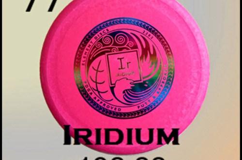 Element Discs Iridium Review