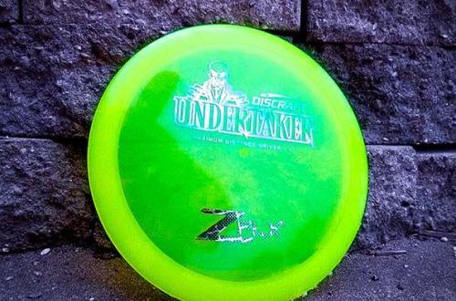 Discraft Z FLX Undertaker Driver