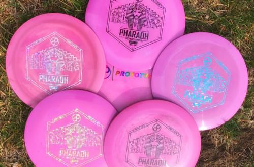 Infinite Discs Pharaoh