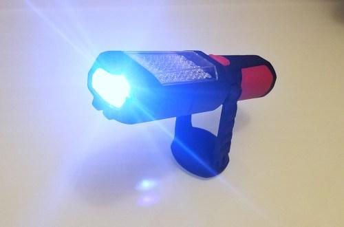 Disc Golf Glow Cone UV Light