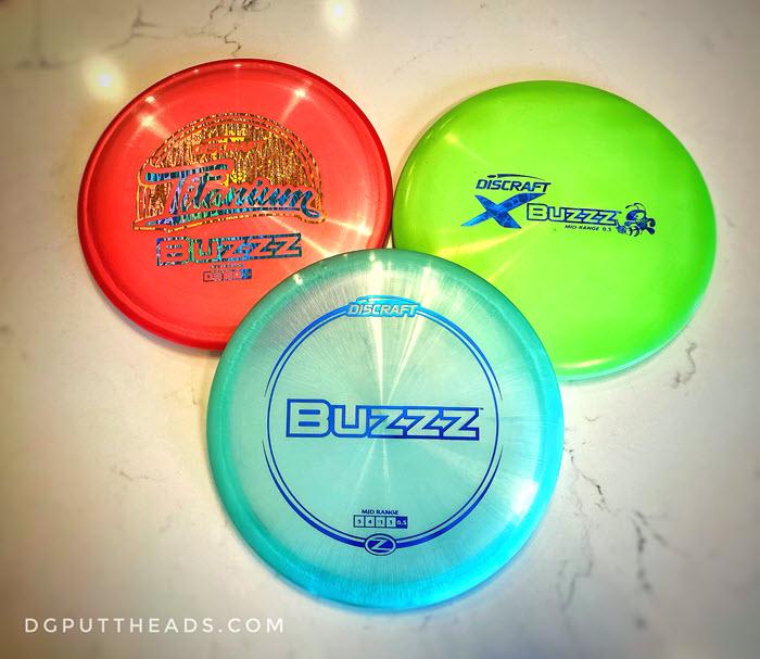 Discraft Buzzz Review Midrange