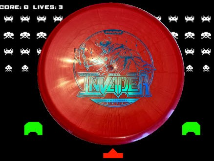 Innova Invader putter review