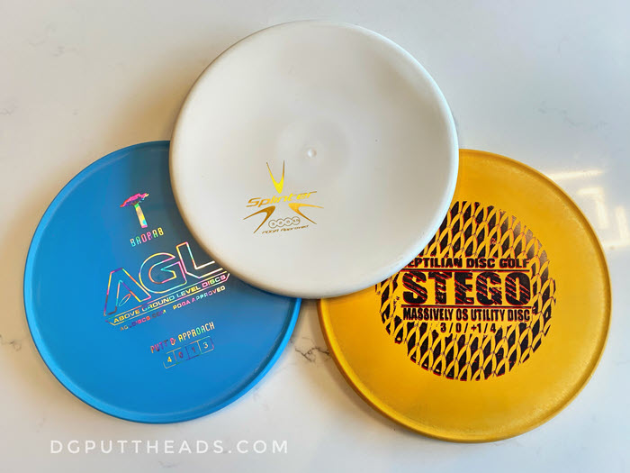 most overstable disc golf putters