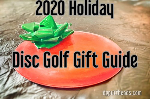 disc golf holiday gift guide