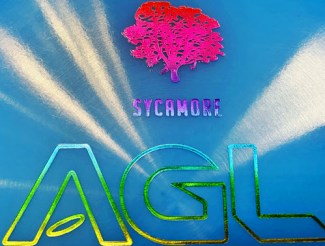 AGL Discs Sycamore stamp