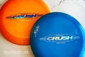 Discraft Crush OOP disc golf