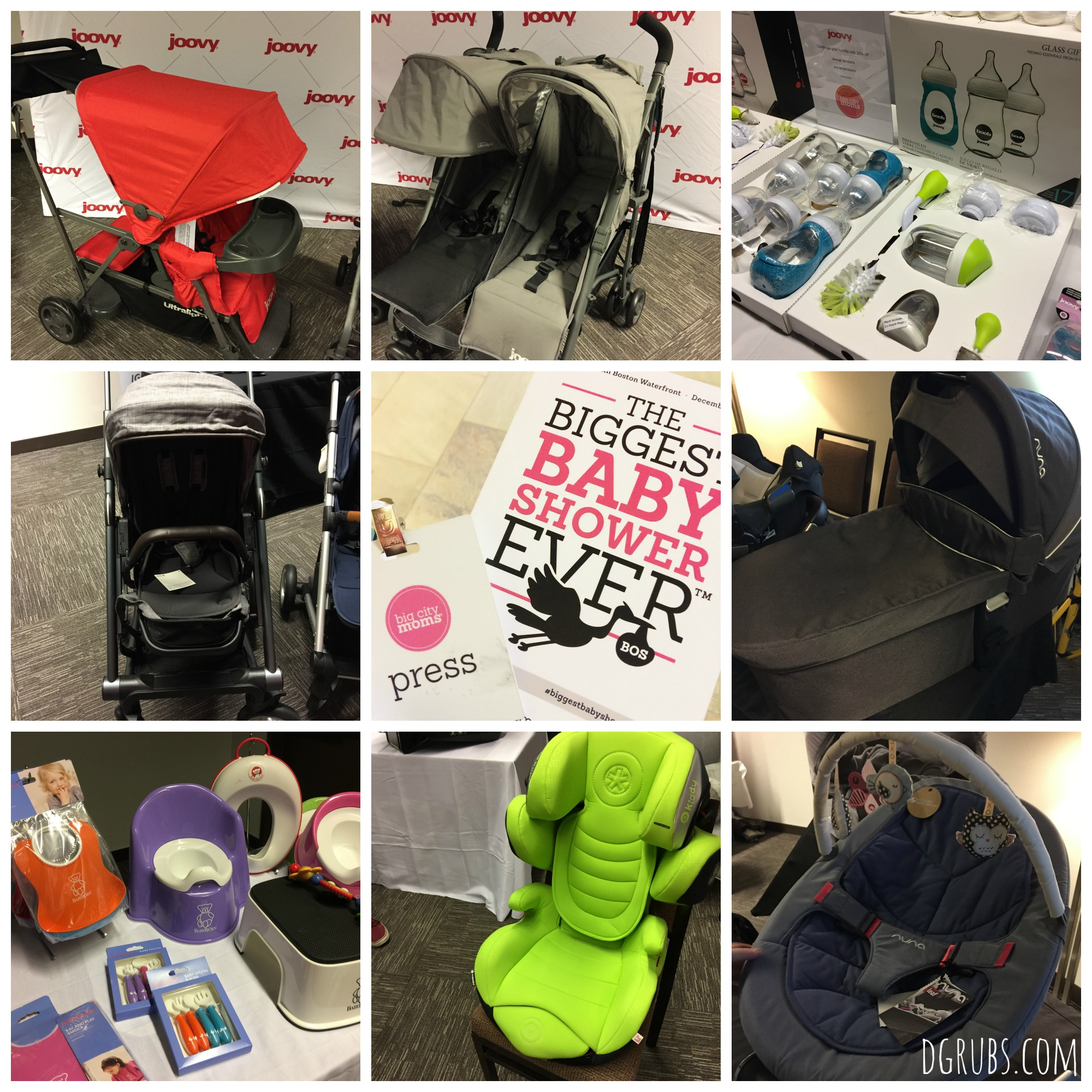About A Week Ago I Was Invited To Check Out The Newest Baby Gear At Big  City Moms Biggest Baby Shower Ever. If I Were A First Time Mom, This Would  Be ...