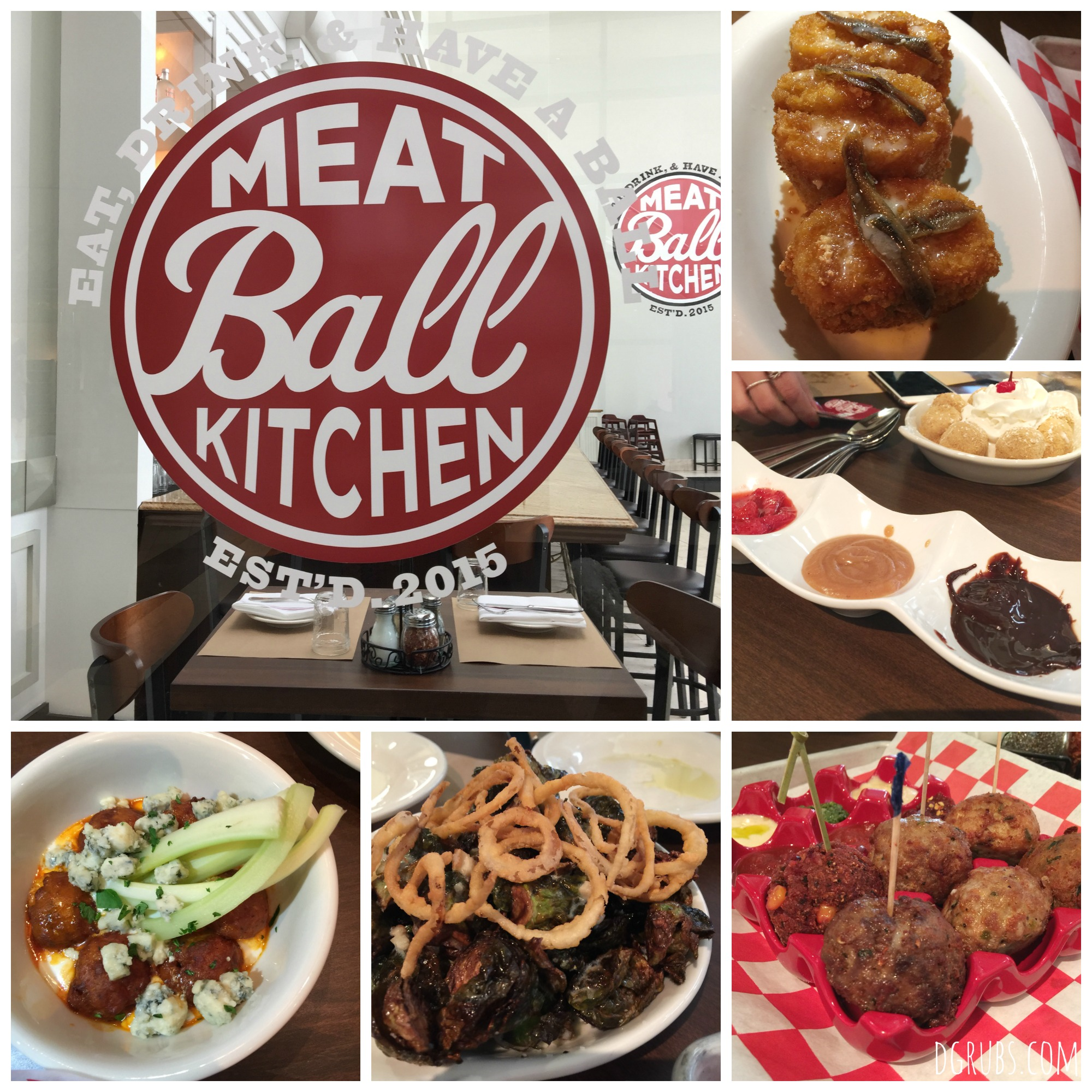 the casual eatery serves italian comfort food with something on the menu for everyone even vegetarians and vegans - Meatball Kitchen