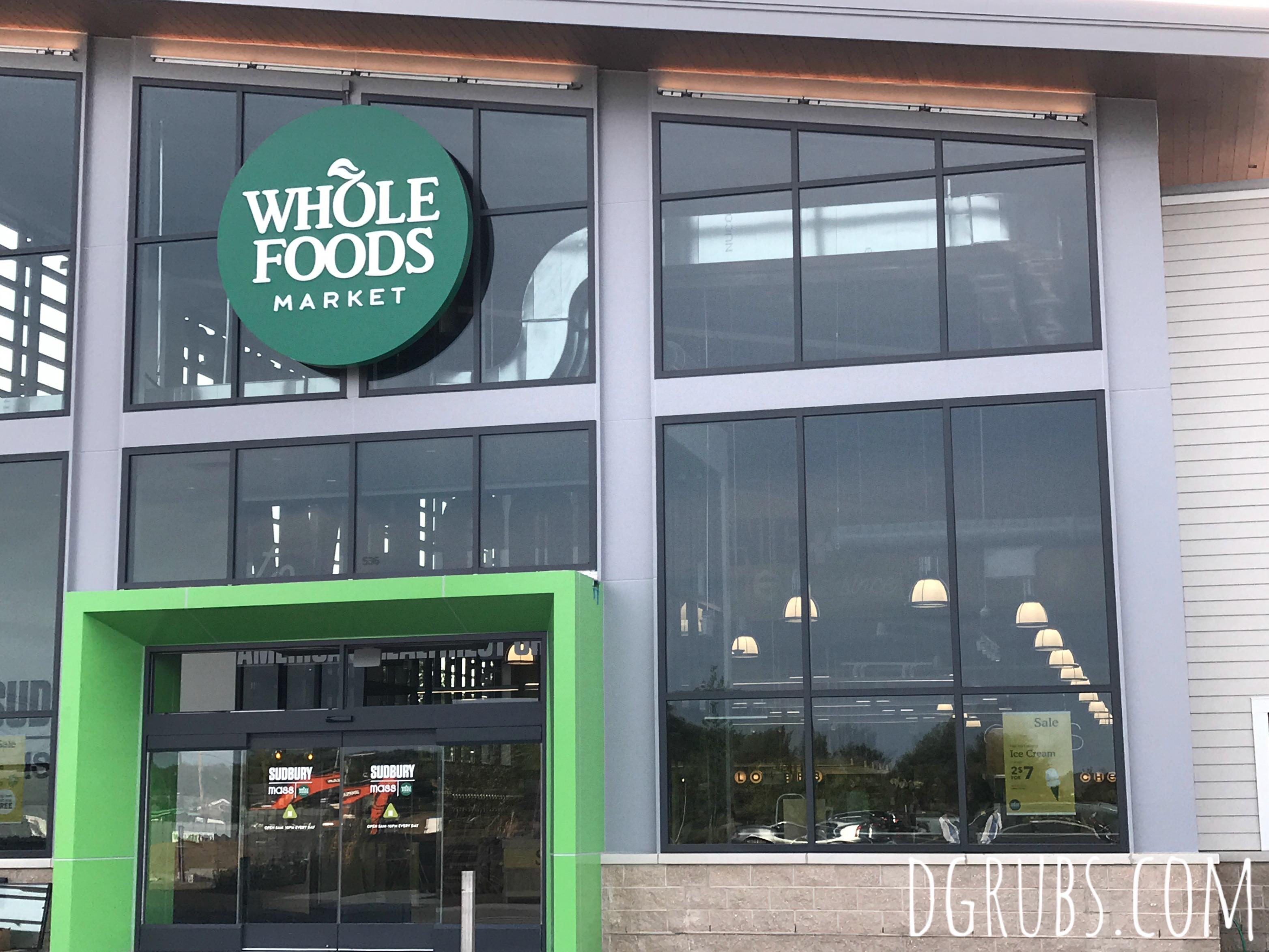 Whole Foods Falmouth Ma