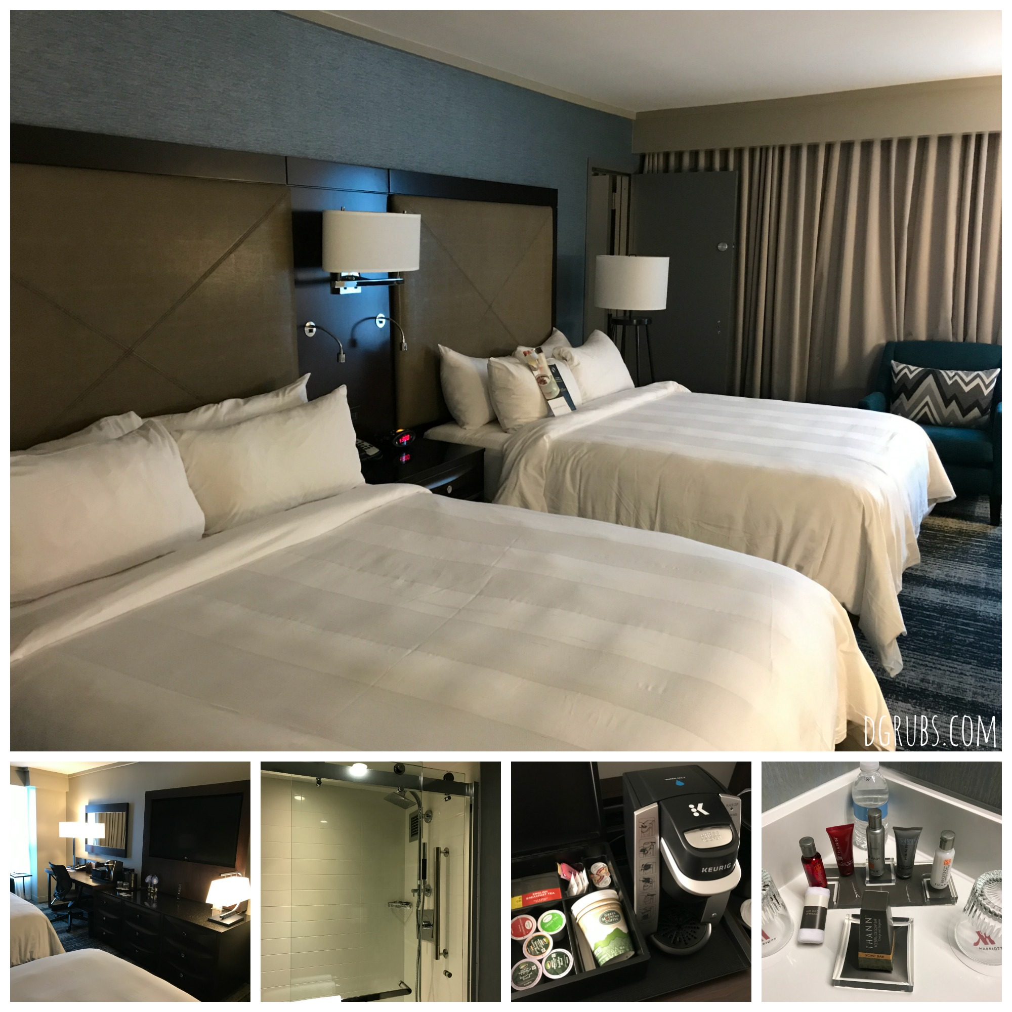 A little bit about a lot of things page 9 of 142 a lifestyle we stayed on the concierge level in a corner room which was a little more spacious than the regular rooms each room features a single serve coffee maker izmirmasajfo
