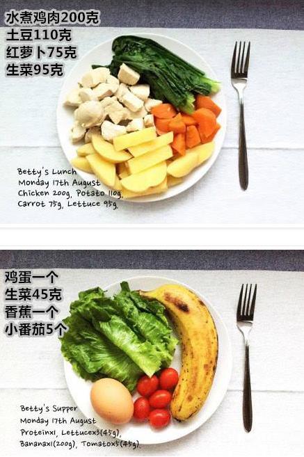 potato-chicken-carrot-lettuce