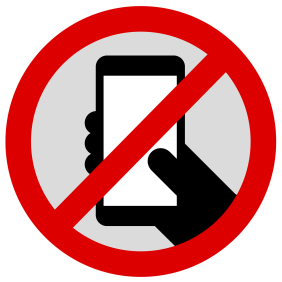 no-phone-sign-