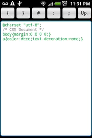 Silver Edit CSS