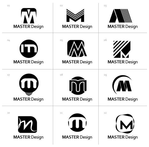 商標設計作品