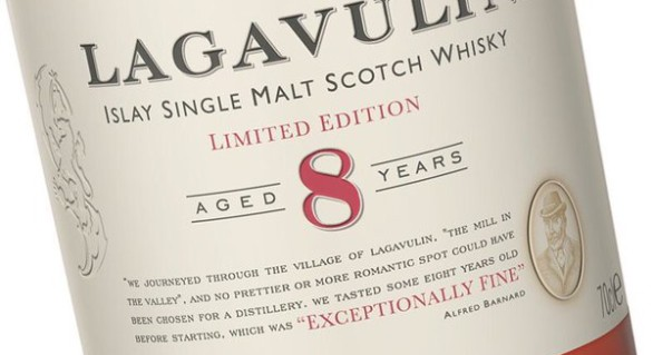 LAGAVULIN 8 YEARS OLD – 200TH ANNIVERSARY!