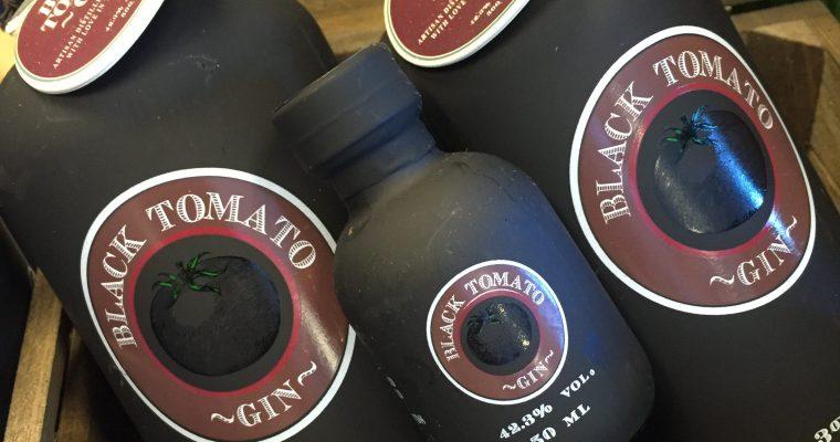 Black Tomato Gin!