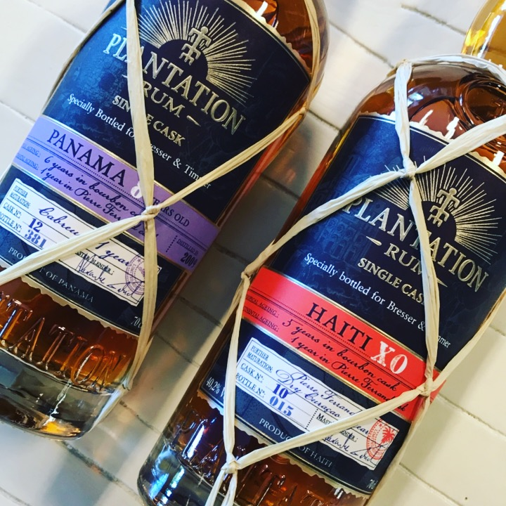 Single Cask rum van Plantation