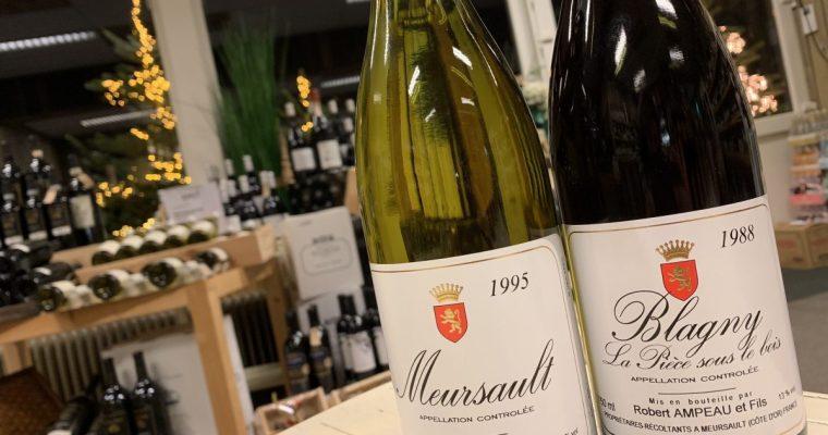 Echte oude Bourgogne, dáárom wordt deze wijnstreek zo gewaardeerd!