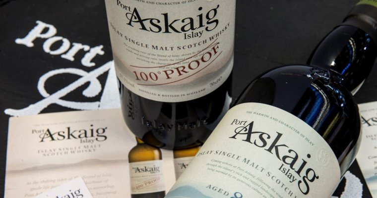 11 April 2019 – Masterclass Port Askaig & Elements of Islay!