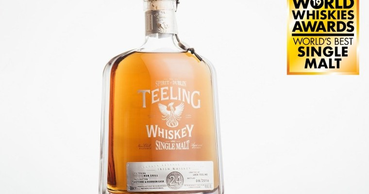 Teeling 24yo. – World's Best Single Malt 2019