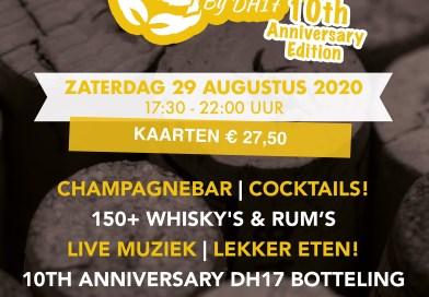 Kaartverkoop Zoomer Whisky & Rum Festival 2020 gestart!