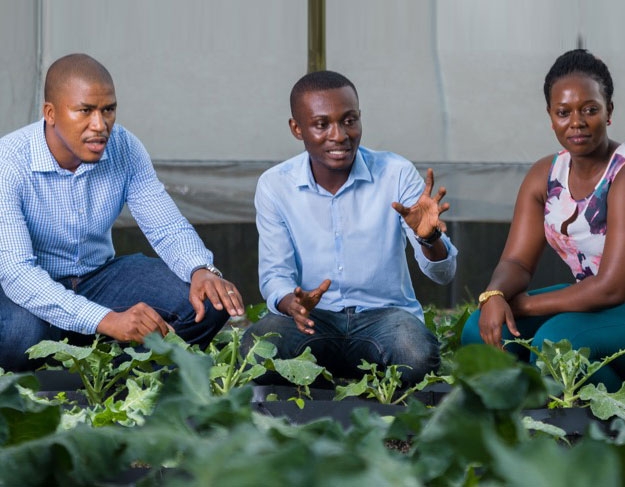 Agriculture symposium brings together African and Australian