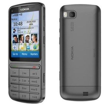 Nokia C3-01 various color 3G WIFI Unlocked Mobile 5 MP Camera