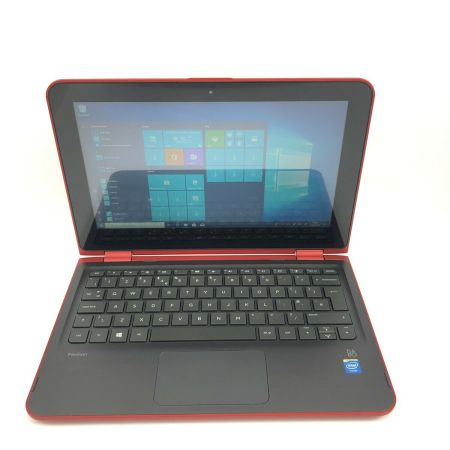 HP 11-k152sa Red Touchscreen