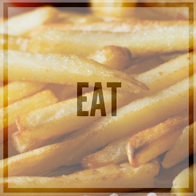 Eat Fries