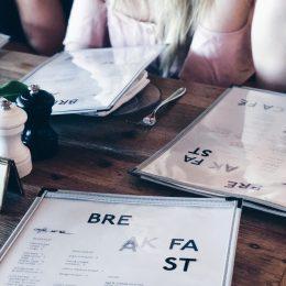 Breakfast at Cafe No Sé