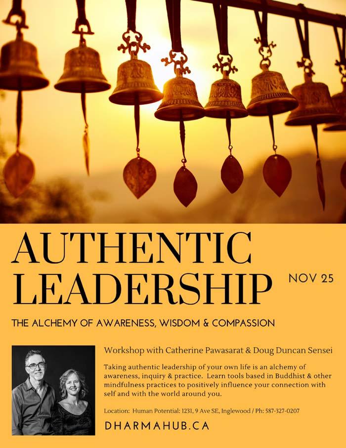 Authentic Leadership Calgary