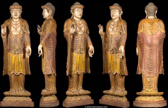 Large Balinese Buddha