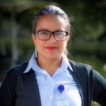 Picture of new board member Alejandrina (Ale) Ricardez