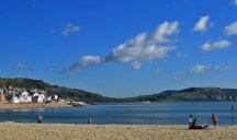 Monmouth Beach Lyme Regis