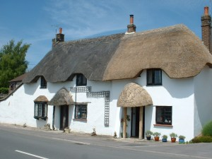 recently thatched one bedroom cottage