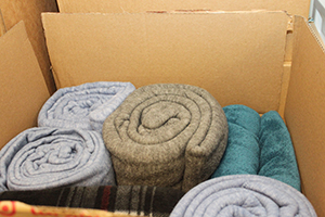 blankets for UP