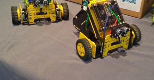 La Robótica desembarca en las aulas argentinas
