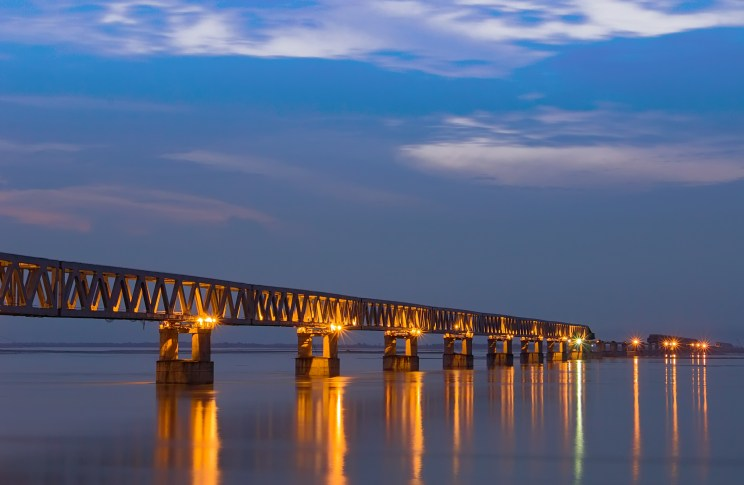 Bogibeel Bridge Assam