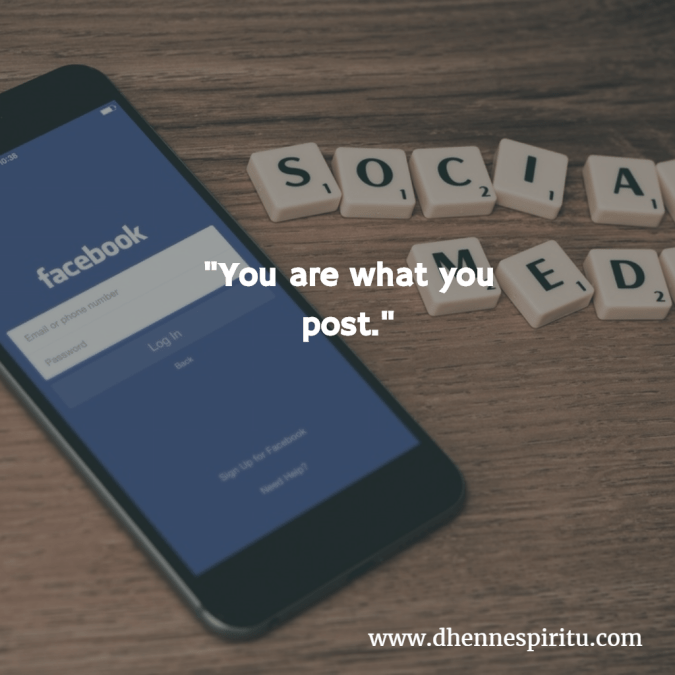 You Are What You Post
