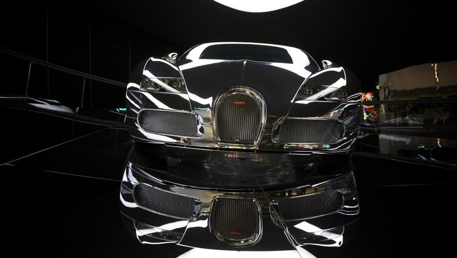 Bugatti in der Autostadt