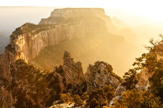 USA: North Rim Grand Canyon