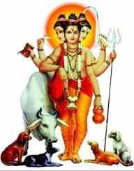 Dattatreya Moola Mantra