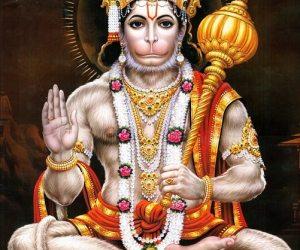 Powerful Hanuman Mantra To Remove Graha Dosha