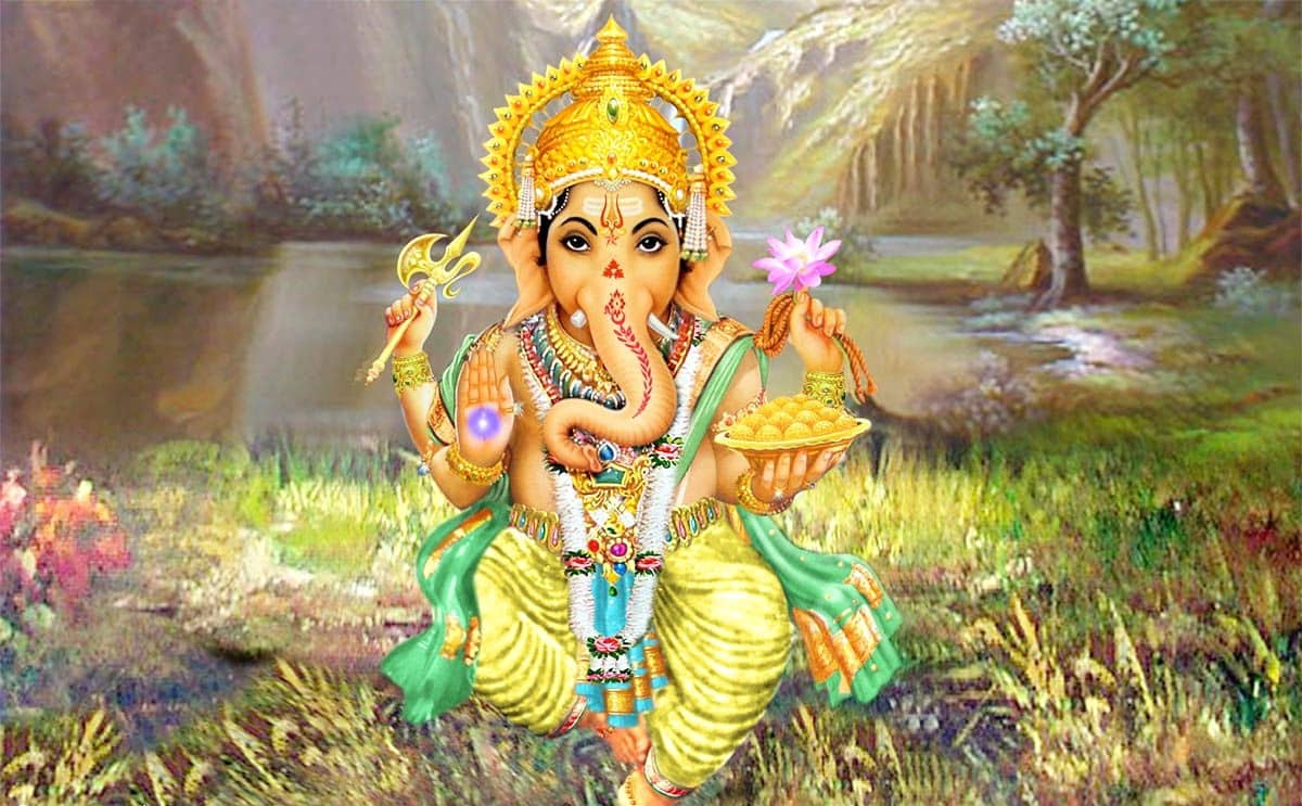 Ganesha Moola Mantra - Dhevee org