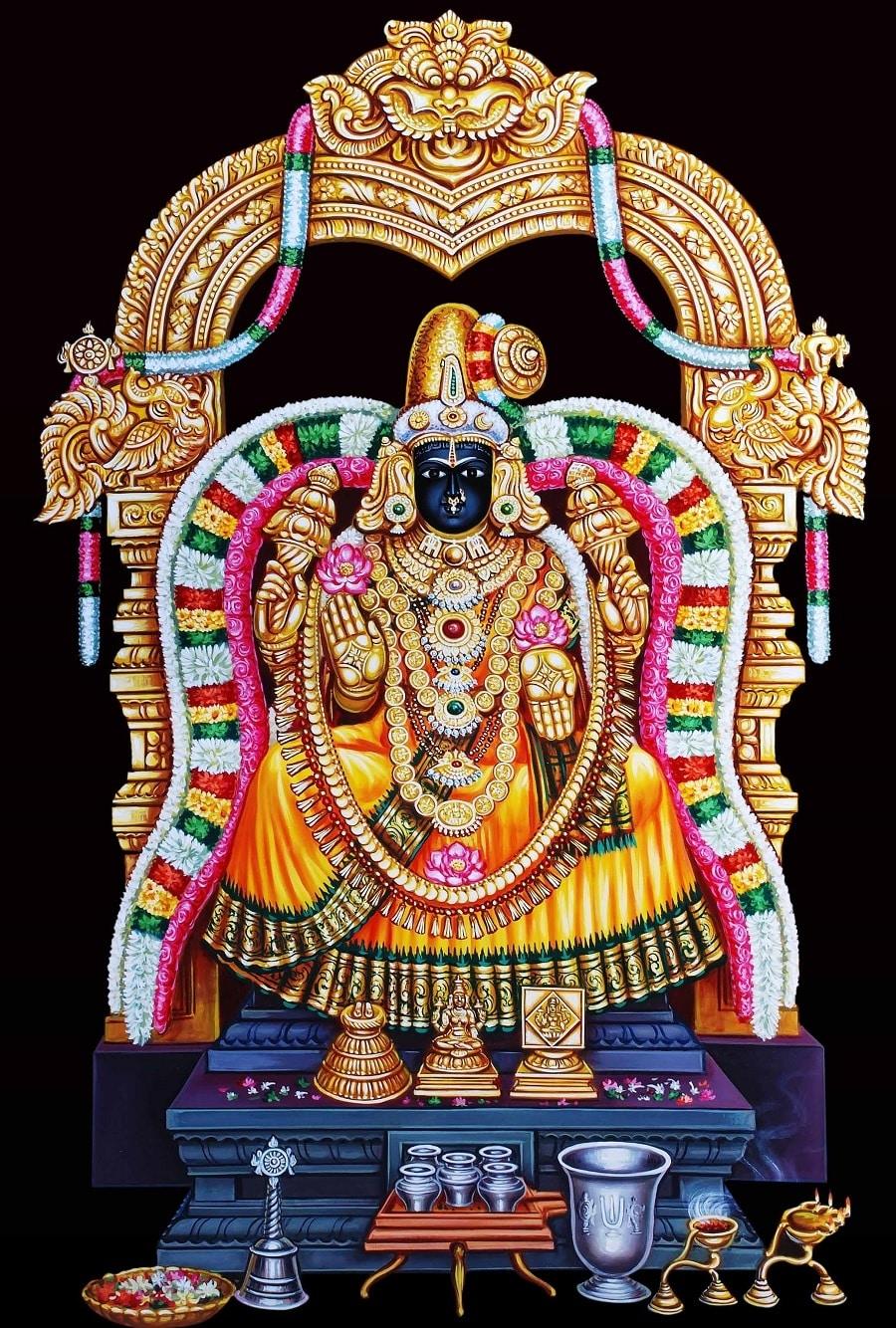 Lakshmi Moola Mantra - Dhevee org