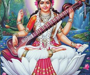 Saraswathi Moola Mantra